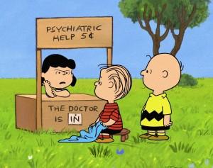 Psicologo Peanuts